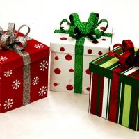 Cadeaux - Décoration