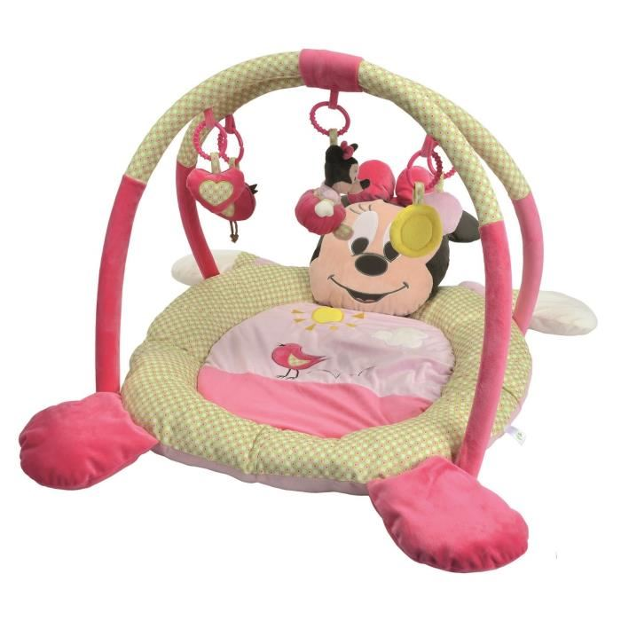 tapis de jeu minnie