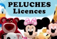 Peluche licence